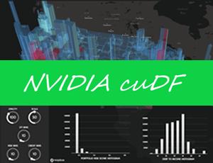 GPUを使ってCSVファイルを読み込むcuDFを使ってみた